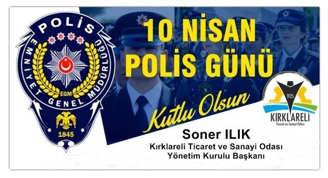 10 Nisan Polis Haftası